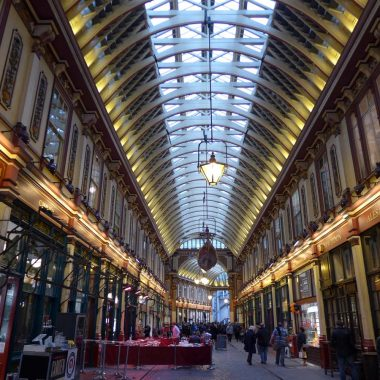 The Square Mile: The City of London