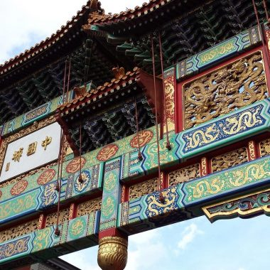 Theatres, Markets and Chinatown